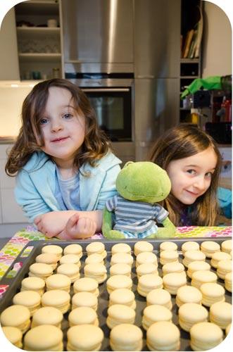 macarons-girls